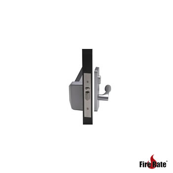 Lockwood 9600 Mortice Combo Fire Rate