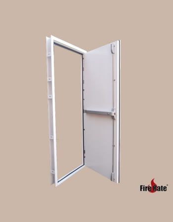 High Security Fire Doors