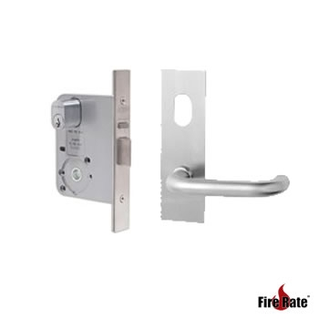 Lockwood Fire Rated Locks Fire Rate